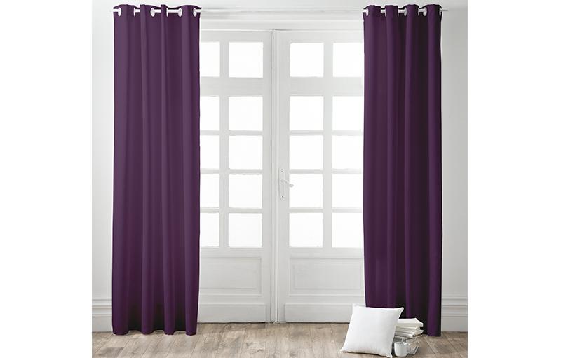 gordijn-deep-purple
