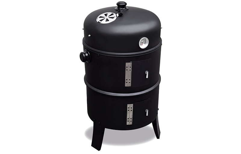 rookoven black smoker